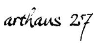 arthaus 27
